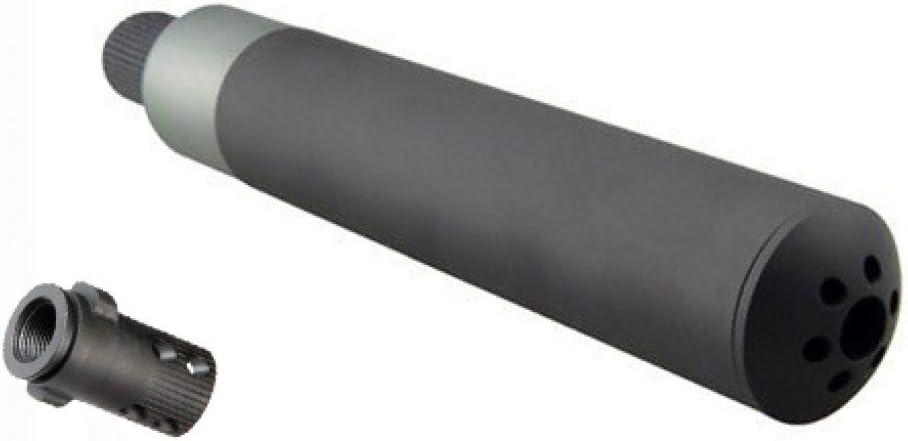 King Arms Qd Q90 Adaptador Silencioso, Unisex Adulto, Negro, Talla Única