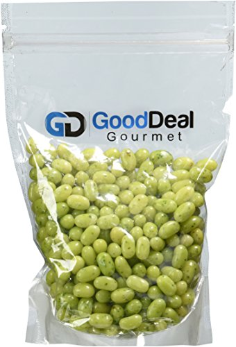 Jelly Belly Jelly Beans, Juicy Pear, 1 Pound (Jelly Juicy Pear)