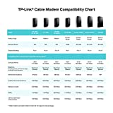 TP-Link 16x4 AC1750 Wi-Fi Cable Modem Router