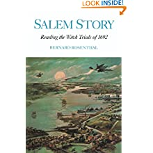 Salem Story: Reading the Witch Trials of 1692 (Cambridge Studies in American Literature and Culture)