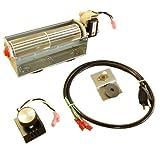 LP-4500 Low Profile Fireplace Blower Fan Kit