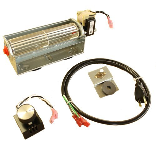 universal blower for fireplace - 9
