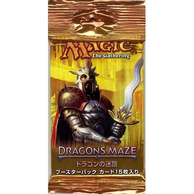 Sobre 15 Cartas Magic The Gathering Laberinto del Dragon ...