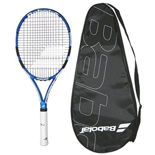 Babolat 2019 Boost D (Boost Drive) Tennis Racquet - Strung with Cover (4-1/2)
