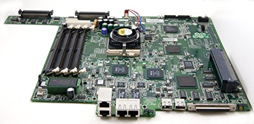 Sun Motherboard PWA-FLAPJACK2_M_BD with 500MHz UltraSPARC CPU & Fan for Netra T1 Server P/N: 411704300001 R