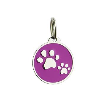 Bow Wow Meow Chapa Inteligente con código QR y Chip NFC | Chapa de Identificación para Perros y Gatos con GPS Pasivo: Amazon.es: Productos para mascotas