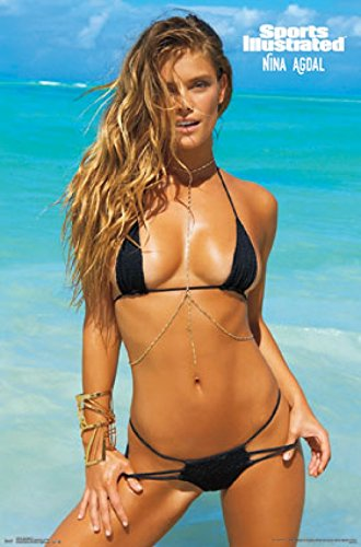 Nina Agdal Poster - Sports Illustrated Print (22 x 34)