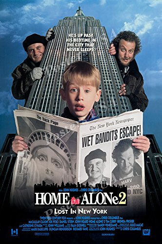 Posters USA Home Alone 2 Lost In New