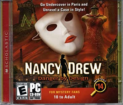 Nancy Drew, Danger By Design - Cd-rom