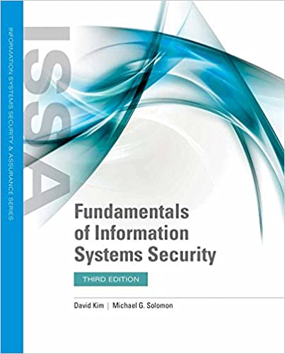 Fundamentals of Information Systems Security: 9781284116458