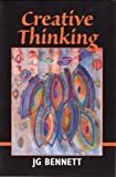 Creative Thinking, J. G. Bennett, 1881408078