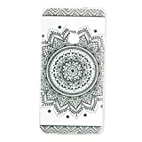 Huawei Honor 5c Case,Honor 7 Lite Cover,Gift_Source [Ultra-Slim] Fashion Cute Soft TPU Rubber Silicone Bumper Case Transparent Clear Back Cover For Huawei Honor 5c/Honor 7 Lite [Mandala]