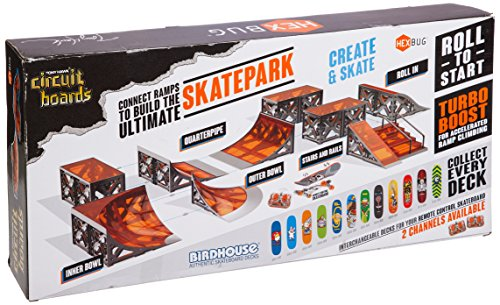 amazon com hexbug tony hawk circuit boards skatepark colors may rh amazon com