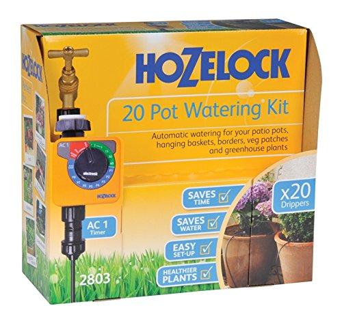 Hozelock Automatische Bewässerung Kit 20 Pot