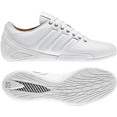 low priced 8cbb8 89440 Adidas Adi Racer REMODEL LO Schuhe white-white-black1 - 46 23  Amazon.co.uk Shoes  Bags