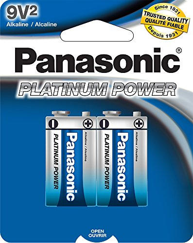 Panasonic Energy Corporation 6LF22XP/2B Platinum Power