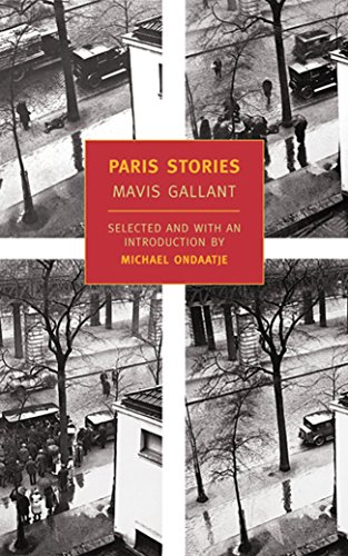 Book cover from Paris Stories (New York Review Books Classics) by Mavis Gallant