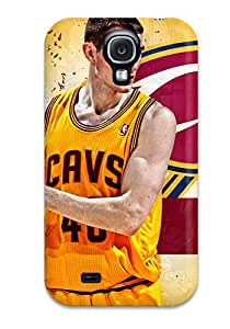 New Cleveland Cavaliersnba Basketball Tpu Case Cover, Anti-scratch EEwrvzw9581asHXd Phone Case For Galaxy S4