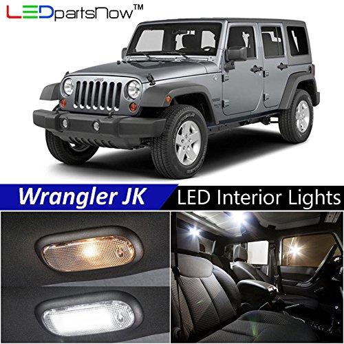 Jk Wrangler Led Interior Lights in US - 9