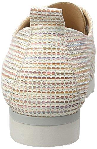 Hispanitas HV74811, Zapatillas Mujer Multicolor (Maya-V7 Coral)