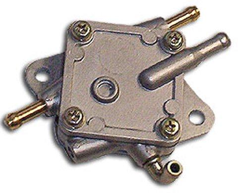 Mikuni Fuel Pump - Dual Outlet - Square DF52-136