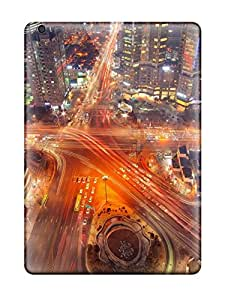 Robin Boldizar's Shop Cheap 7539869K89673033 Top Quality Case Cover For Ipad Air Case With Nice Seoul City Appearance