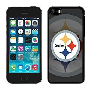 NFL Pittsburgh Steelers iphone 5C Casecell phone cases&Gift Holiday&Christmas Gifts NFIU8716806