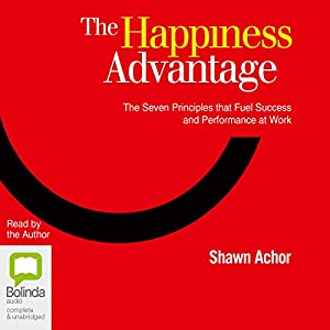 The Happiness Advantage Audiobook