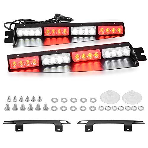 Red And White Led Emergency Lights in US - 5