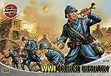 Airfix - A01728 - Construction et Maquettes - Bâtiment - WWI French Infantry