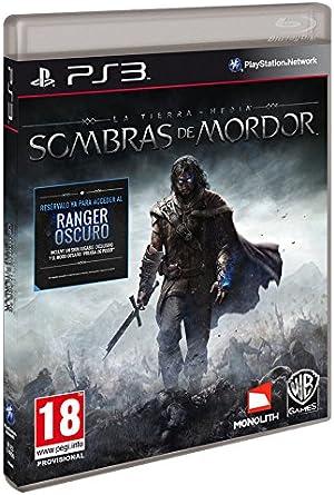La Tierra-Media: Sombras De Mordor: Amazon.es: Videojuegos