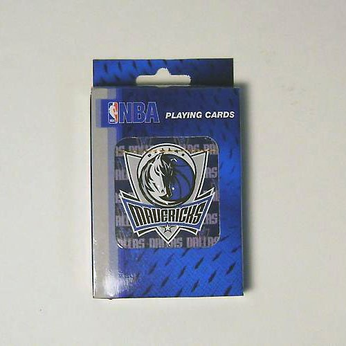 fan products of Dallas Mavericks NBA Basketball Playing Cards - Great for Poker
