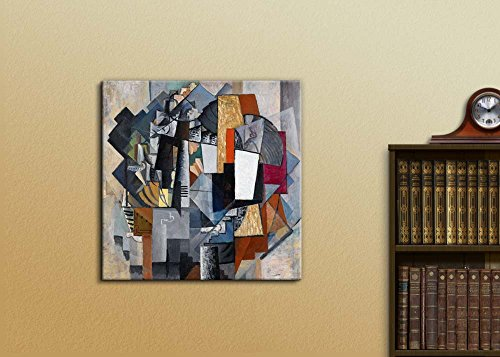 Bureau and Room by Kazimir Malevich Print Famous Painting Reproduction