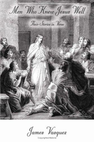 Download Men Who Knew Jesus Well: Their Stories in Verse ebook