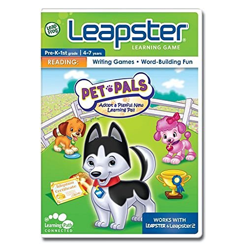 LeapFrog Leapster Learning Game Pals