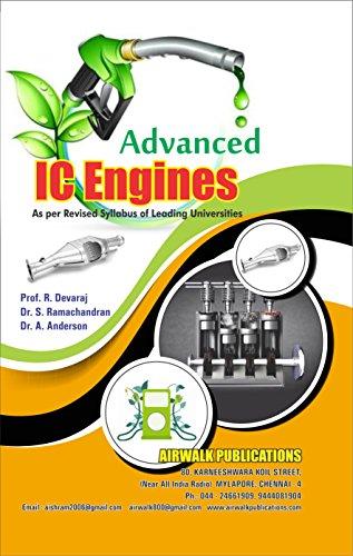 Advanced IC Engines