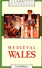 Medieval Wales (Cambridge Medieval…