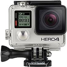 GoPro Hero 4 Silver Bundle Edition con SD 16GB y cargador Dual