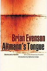 Altmann's Tongue Paperback