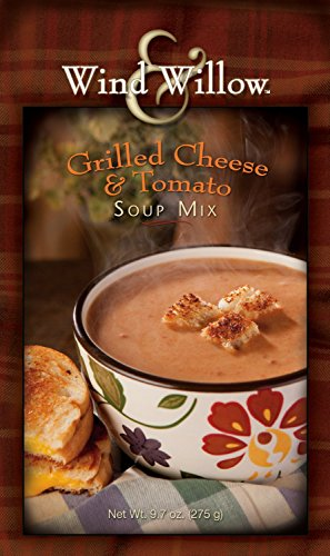 Wind & Willow Grilled Cheese & Tomato Soup Mix - 9.7 Ounce (4 Pack)