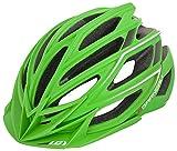 Cheap Louis Garneau – HG Edge Cycling Helmet, Green, Medium