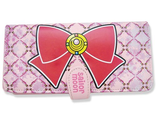 Divertissement Eastern Portefeuille Sailormoon Bow Sailor Great Moon Sq5dSp