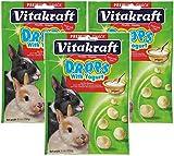 Vitakraft Yogurt Drops for Rabbits - 3 PACK