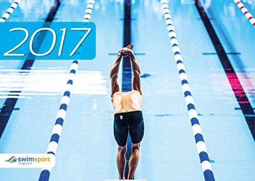 Schwimmen Kalender 2017 | A3-Wandkalender Schwimmen von swimsportMagazine