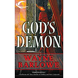 God's Demon Audiobook
