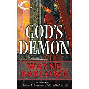 God's Demon Hörbuch