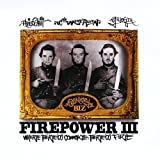 Vol. 3-Firepower: Where There's Smoke There's Fire