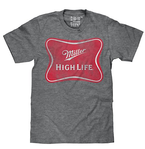 Miller High Life T-Shirt-x-large