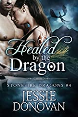 STONEFIRE DRAGONS BOOK 4Arabella MacLeod was tortured by dragon hunters a decade ago. Ever since, her clan coddled and tip-toed around her, most especially her older brother. Desperate for a chance at freedom, she volunteers to foster with th...