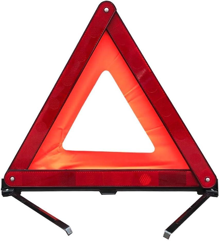 DFVVR Warning Signs Emergency Breakdown Road Safety Kit Vehicle Car Van Caravan Safety Signs